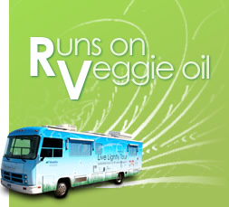 RV : Runs on Veggie Oil